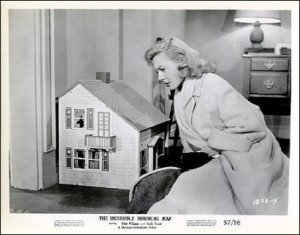 Louise and the dollhouse