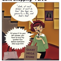 Gone Shopping - Part 2